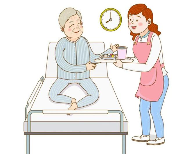国家安全教育日 电动护理床如何预防病人坠床跌倒?